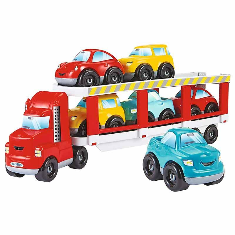 Abrick trailer com carros