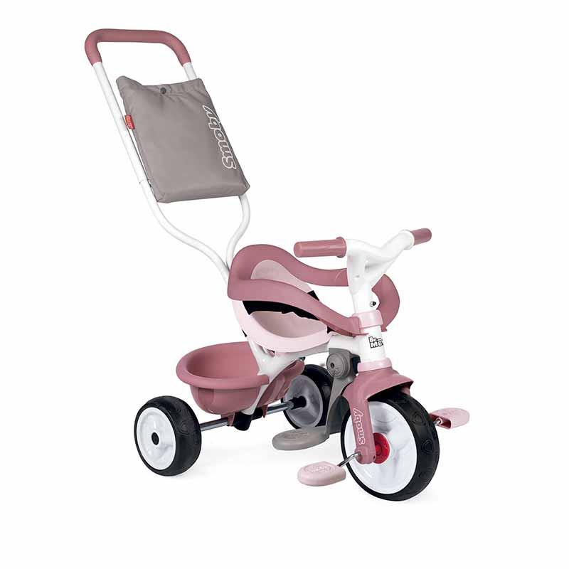 Triciclo Be Move Confort rosa