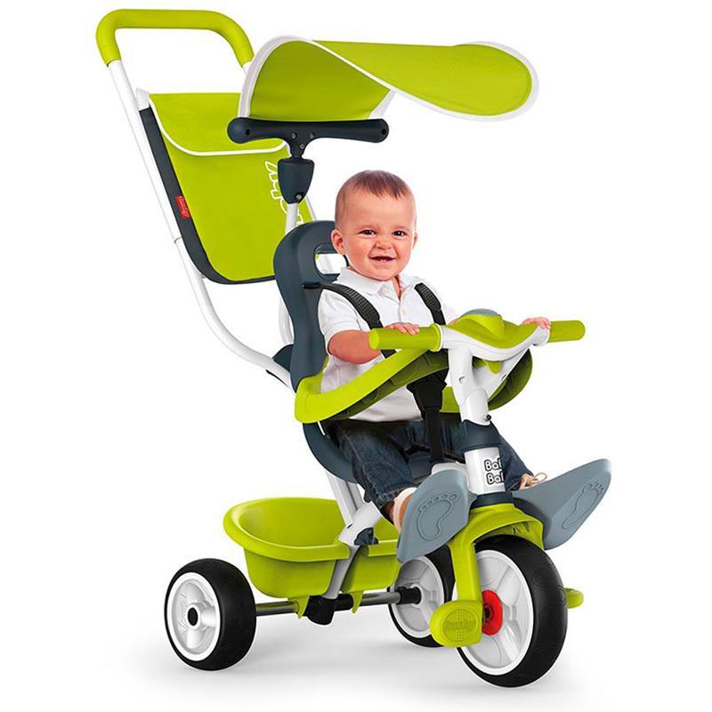 Triciclo Baby Balade verde