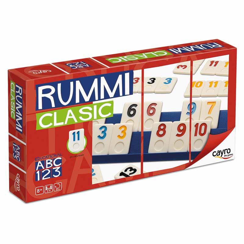 Rummiclasic 4 jogadores