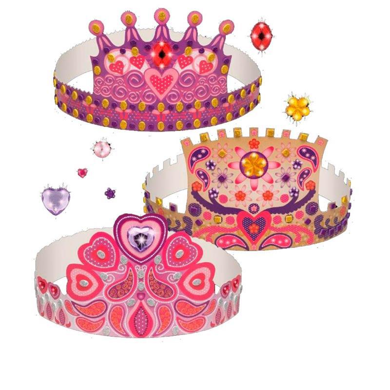 Jogo para criar coroas de Princesa Princess Art
