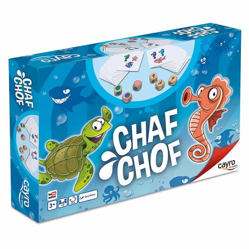 Jogo Chaf Chof