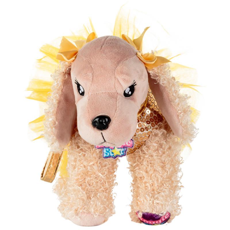 Doggie Star Cocker Dourado Com Tutú - Cocó Rizos