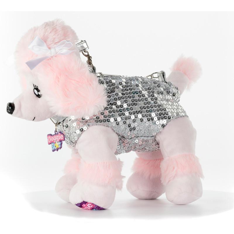 Doggie Star Caniche gigante plata