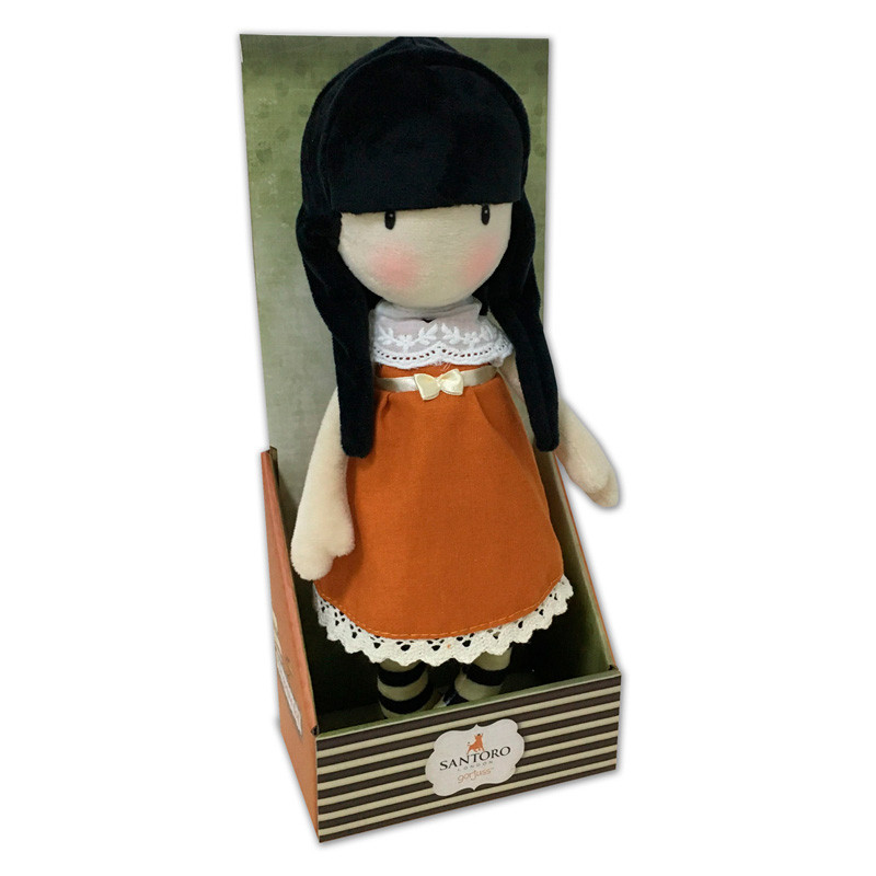 Boneca 30 cm Gorjuss-I Gave You My Heart