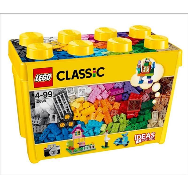 LEGO Classic caixa grande de peças criativas