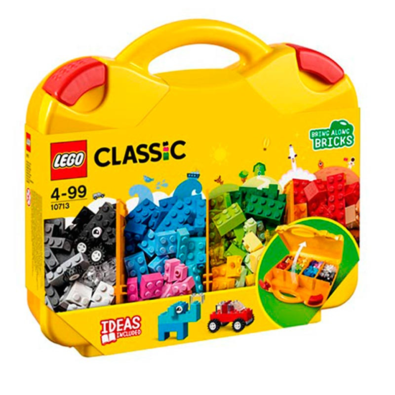 LEGO Classic mala criativa