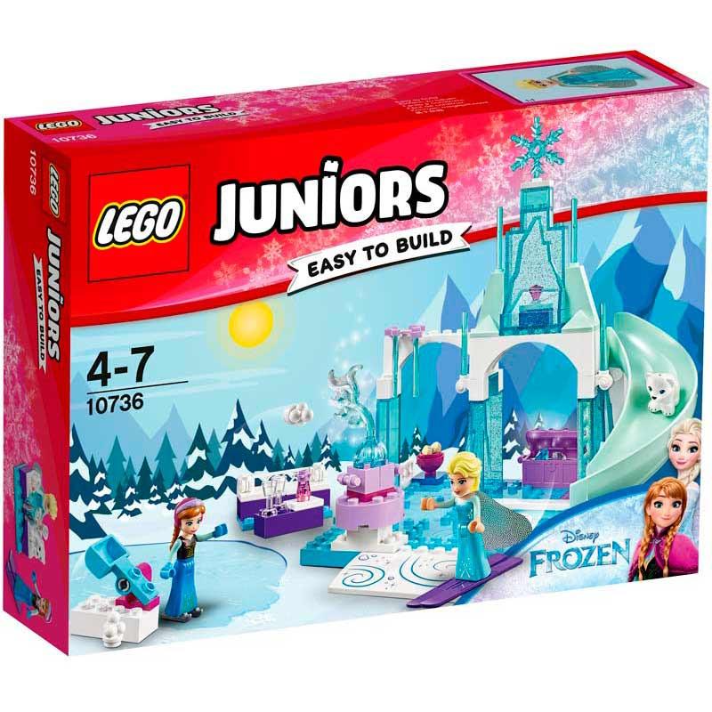 LEGO Juniors o parque gelado da Anna e da Els