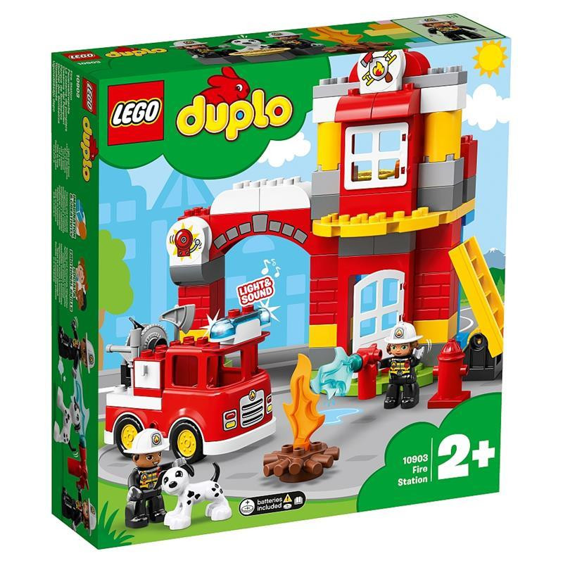 Lego Duplo Parque de bombeiros