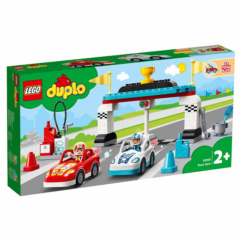 Lego Duplo Carros de Corrida