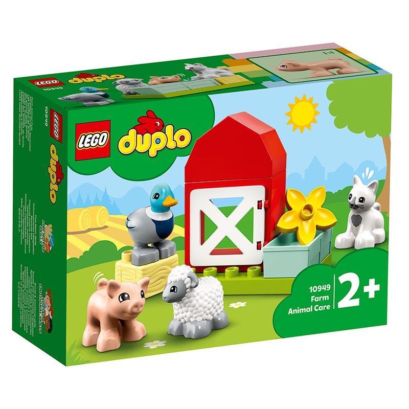 Lego Duplo Cuidar dos Animais da Quinta