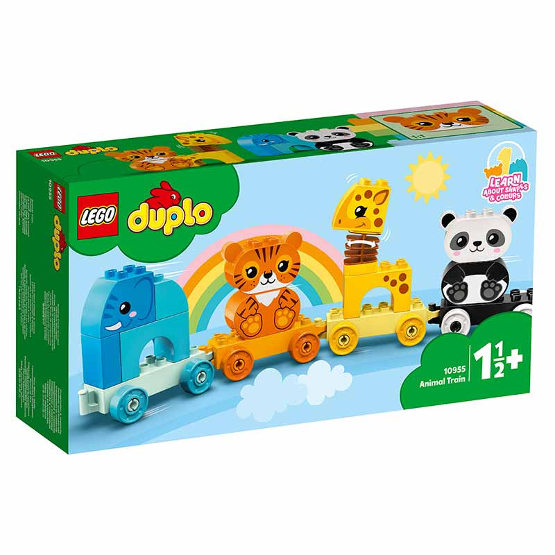 Lego Duplo Comboio de Animais