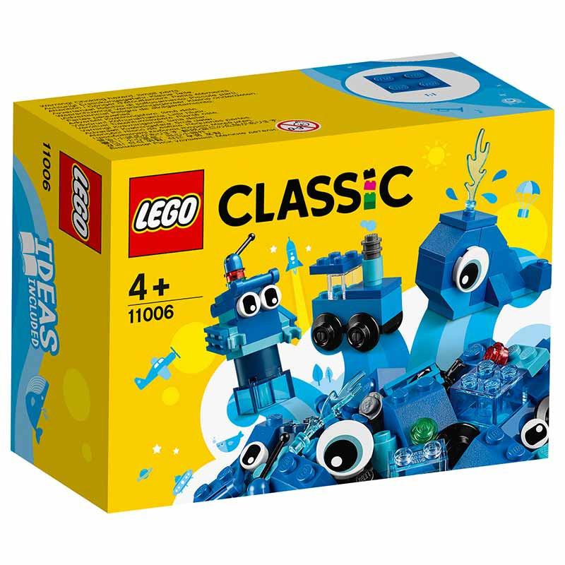 Lego Classic Peças Creativas Azuis