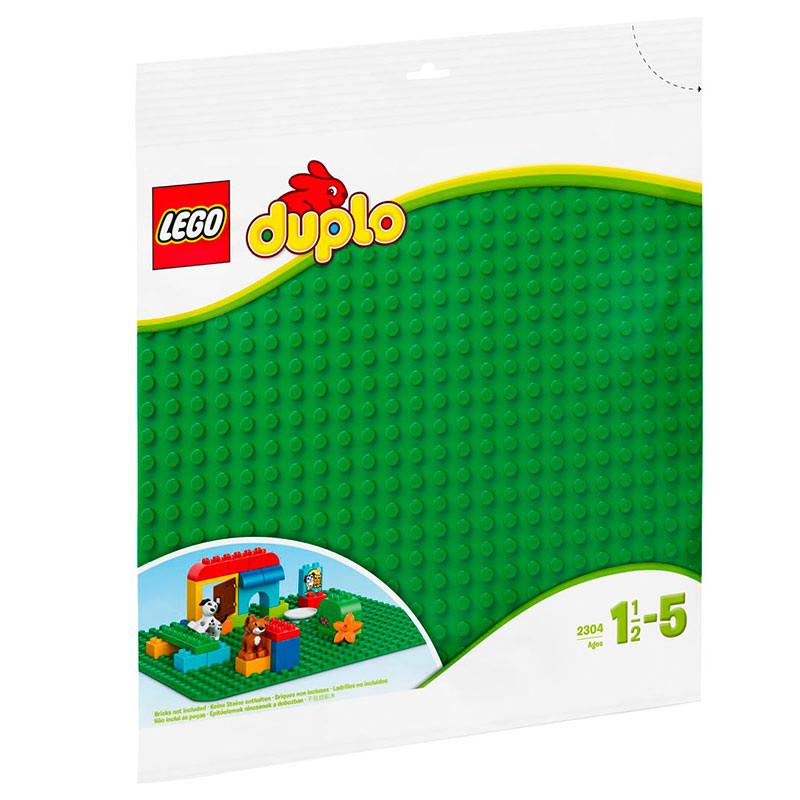 LEGO Duplo base verde