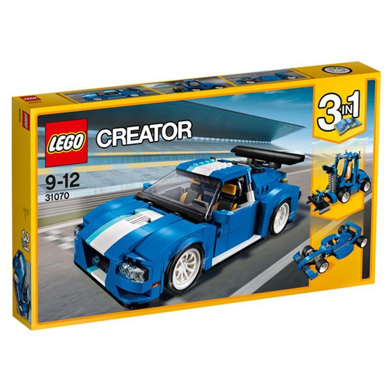 LEGO Creator turbo de corrida