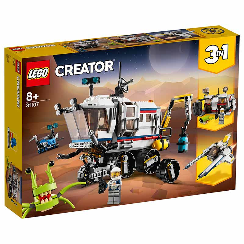 Lego Creator Carro de Exploração Lunar