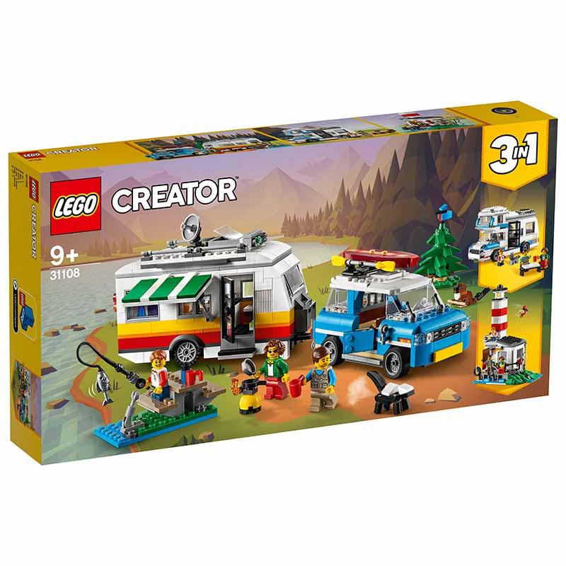 Lego Creator Férias de família numa Caravana
