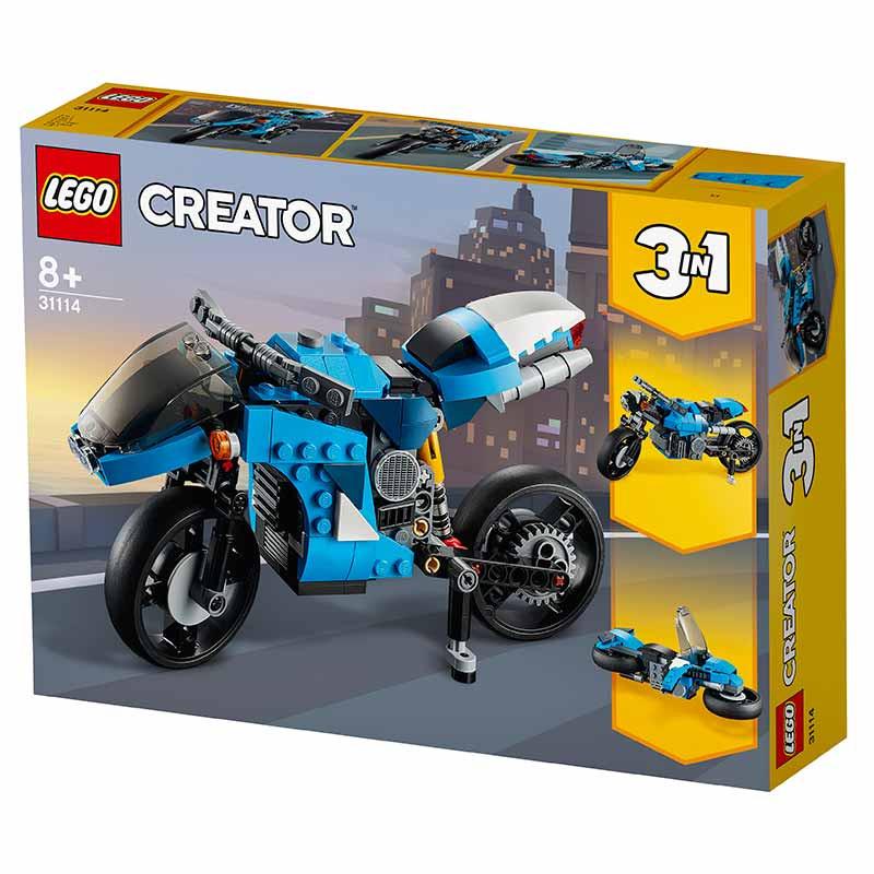Lego Creator Supermota
