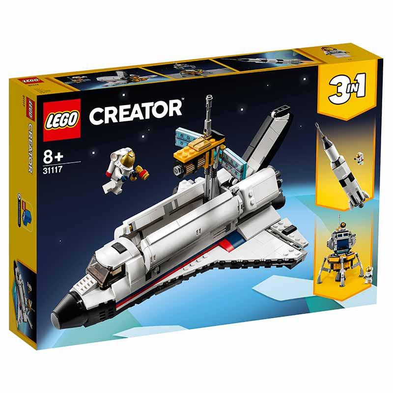 Lego Creator Aventura no Vaivém Espacial