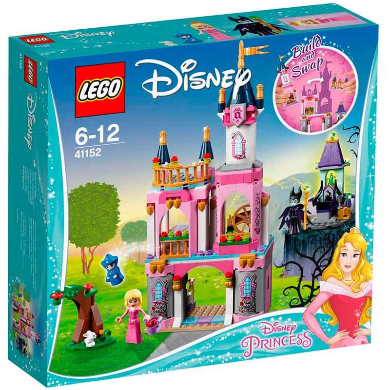 LEGO Friends o castelo da bela adormecida