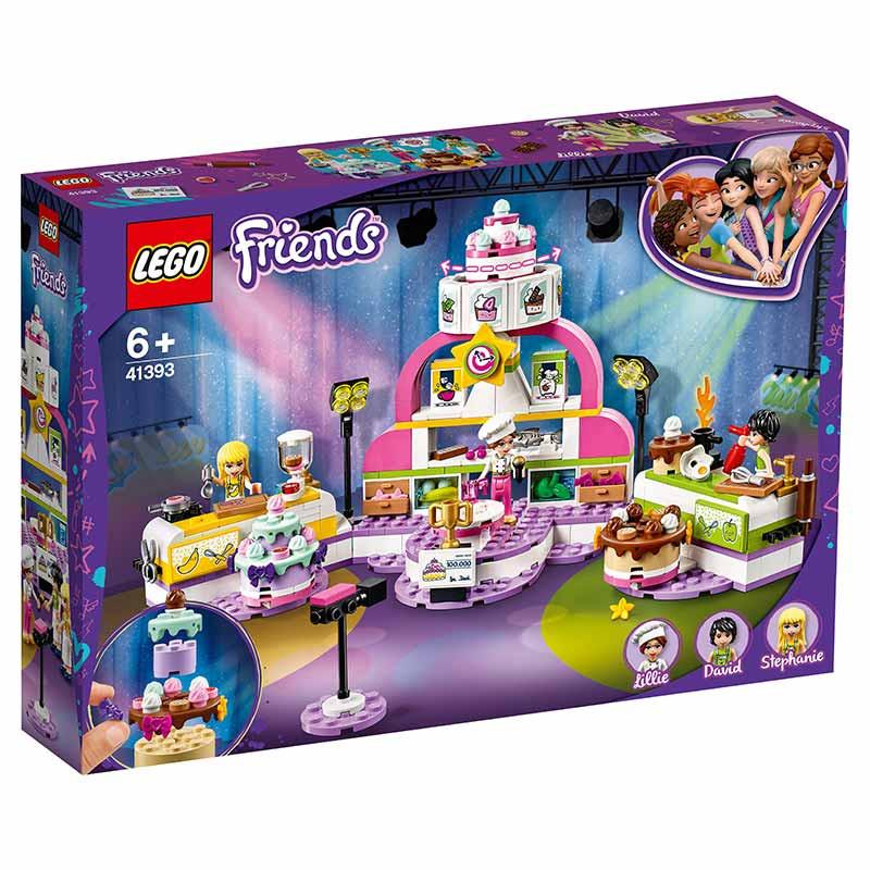 Lego Friends concurso de sobremesas