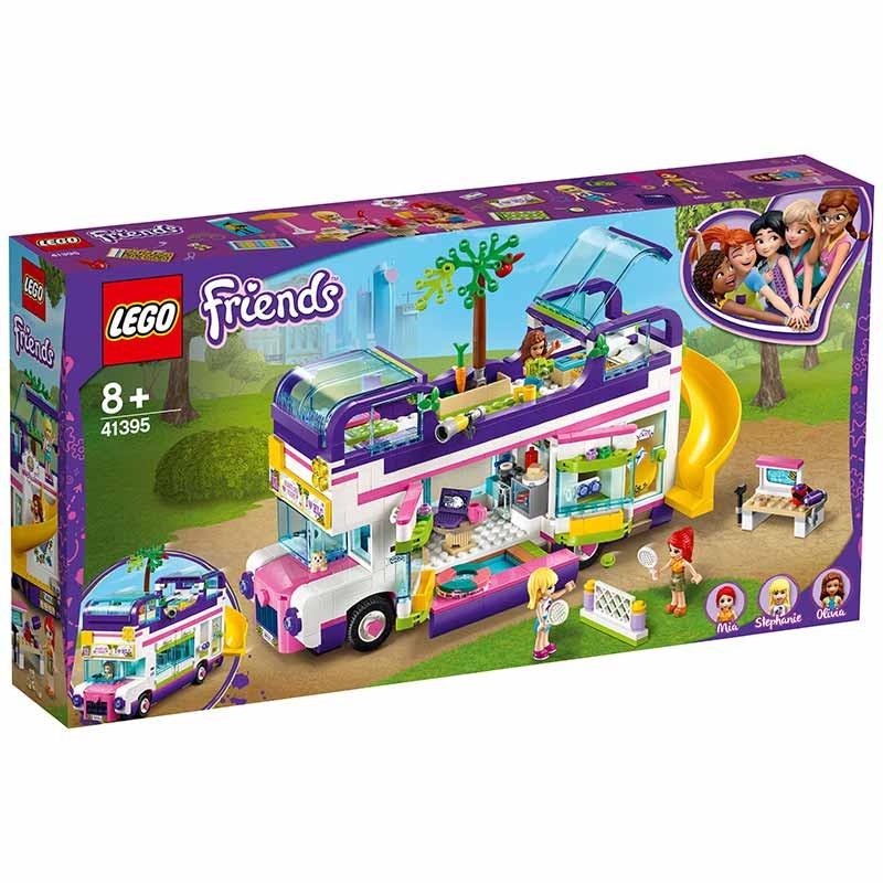 Lego Friends Autocarro da Amizade