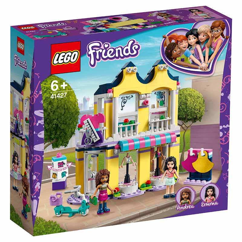 Lego Friends A Loja de Moda da Emma
