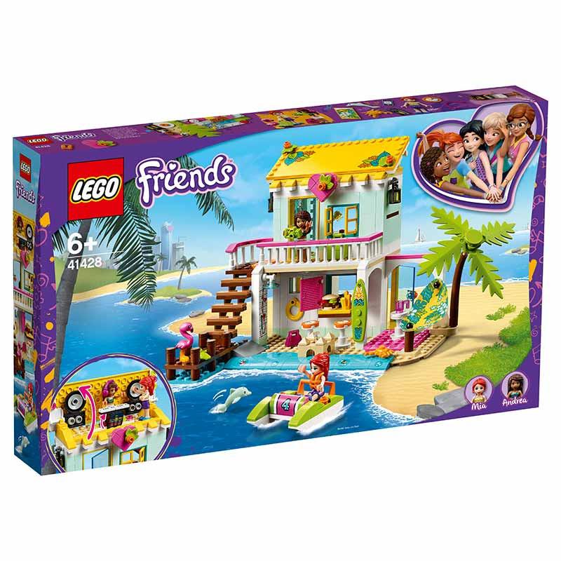 Lego Friends Casa da Praia