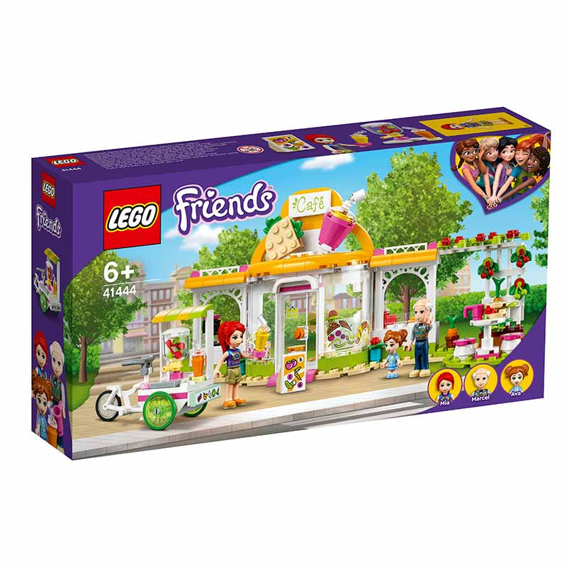 Lego Friends Café Biológico de Heartlake City
