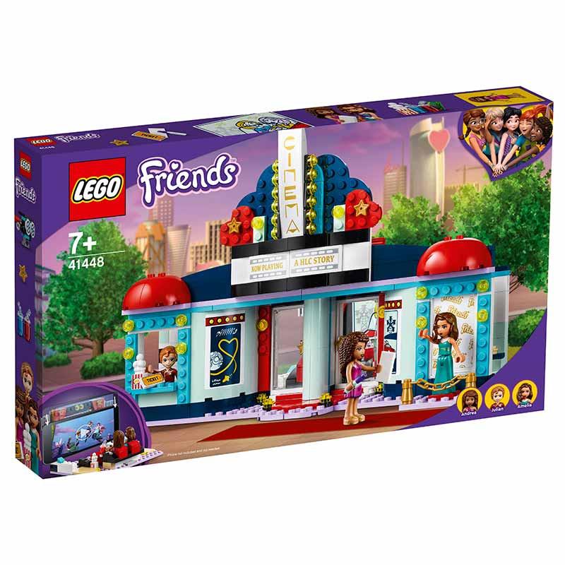Lego Friends Cinema de Heartlake City