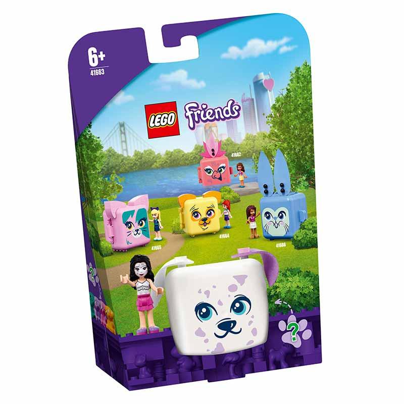 Lego Friends Cubo Dálmata da Emma