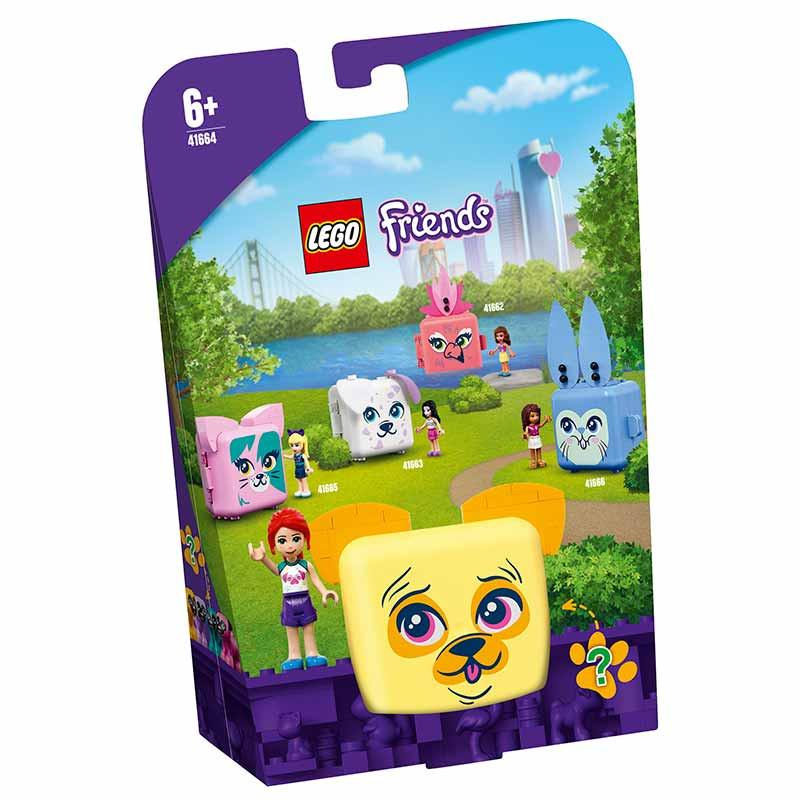 Lego Friends Cubo Pug da Mia