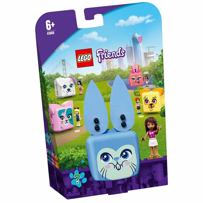 Lego Friends Cubo Coelhinho da Andrea