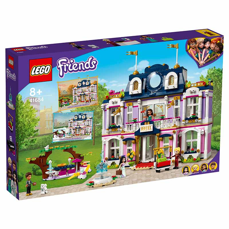 Lego Friends O Grande Hotel de Heartlake City