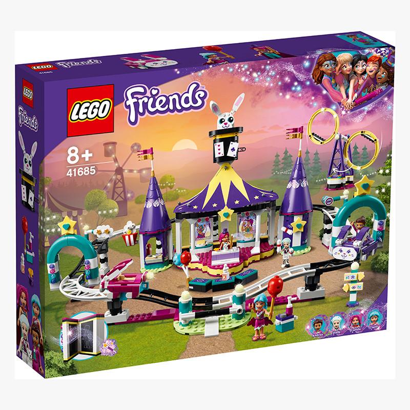 Lego Friends Montanha Russa Mágica da Feira