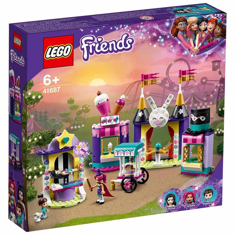 Lego Friends Barraquinhas Mágicas da Feira