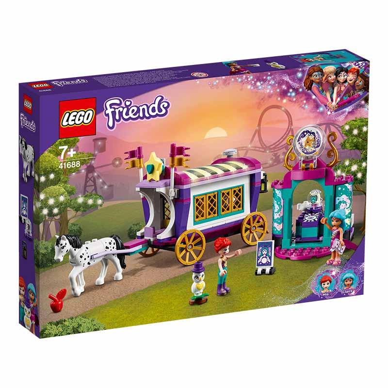 Lego Friends Caravana Mágica