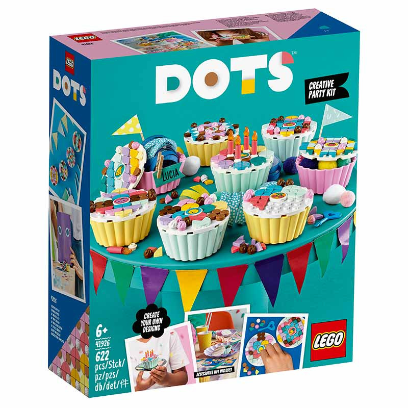 Lego Dots Kit de Festa Criativo