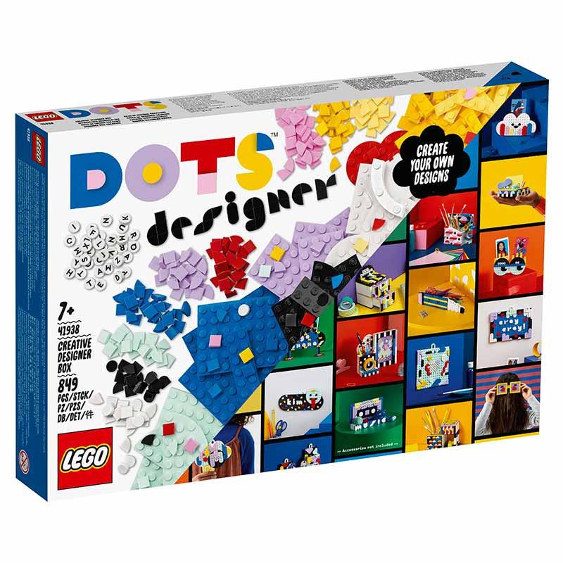 Lego Dots Caixa de Designer Criativo