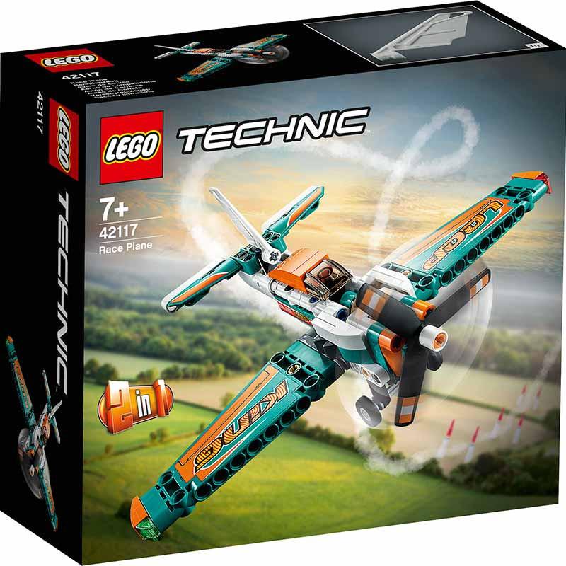 Lego Technic Avião de Corrida