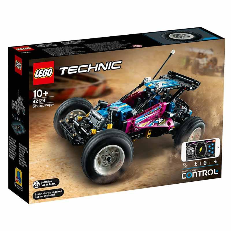 Lego Technic Buggy Todo-o-Terreno
