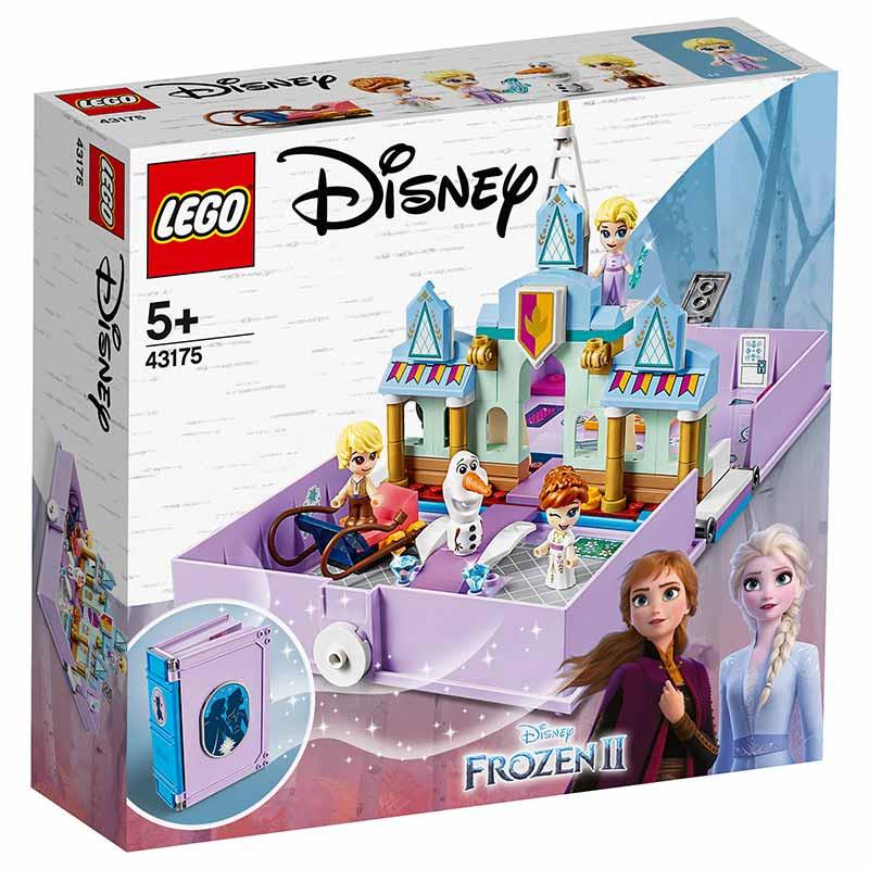 Lego Disney Princess Aventuras Livro Contos Frozen
