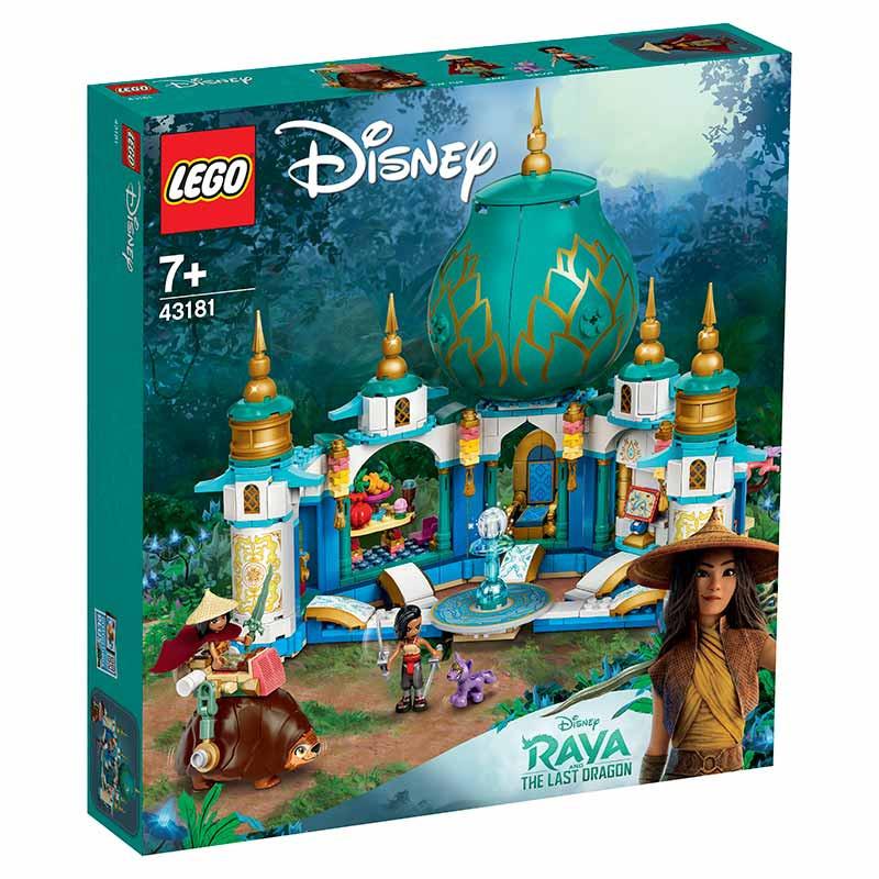 Lego Disney Raya e o Palácio Coração
