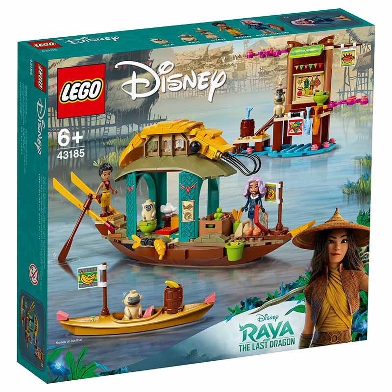 Lego Disney O Barco de Boun