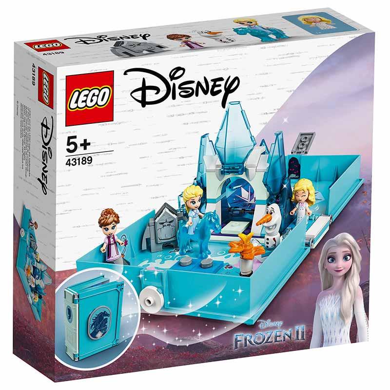 Lego Disney O Livro de Aventuras da Elsa e do Nokk