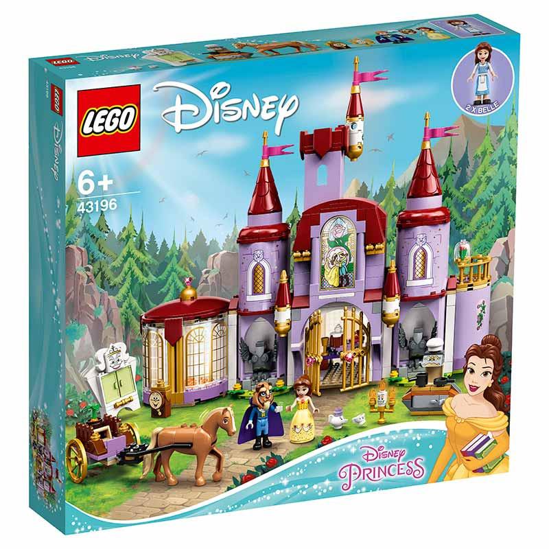 Lego Disney A Bela e o Castelo do Monstro
