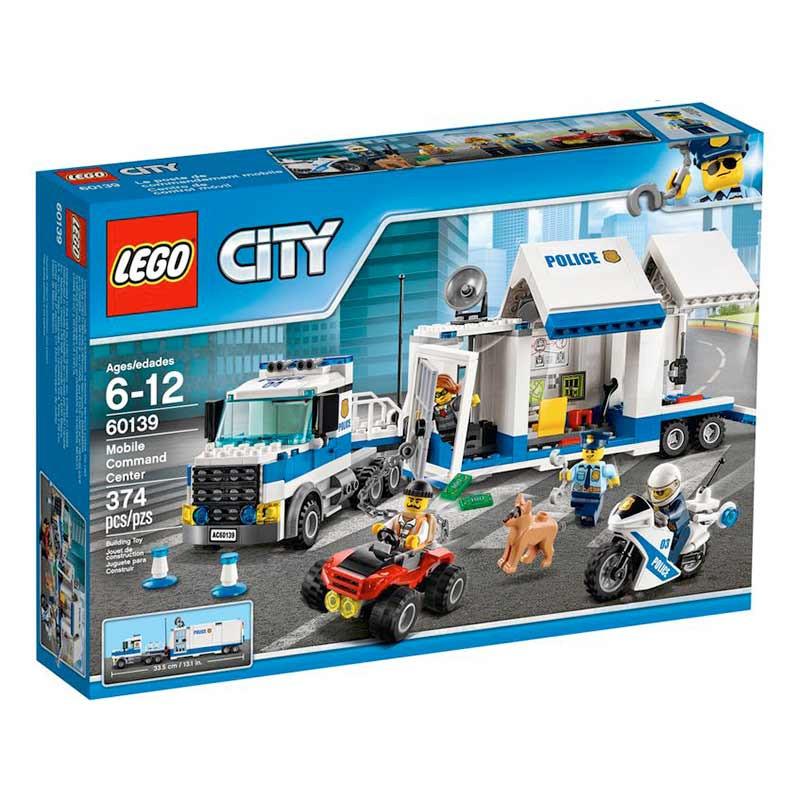 Centro de Controlo Móvel LEGO®