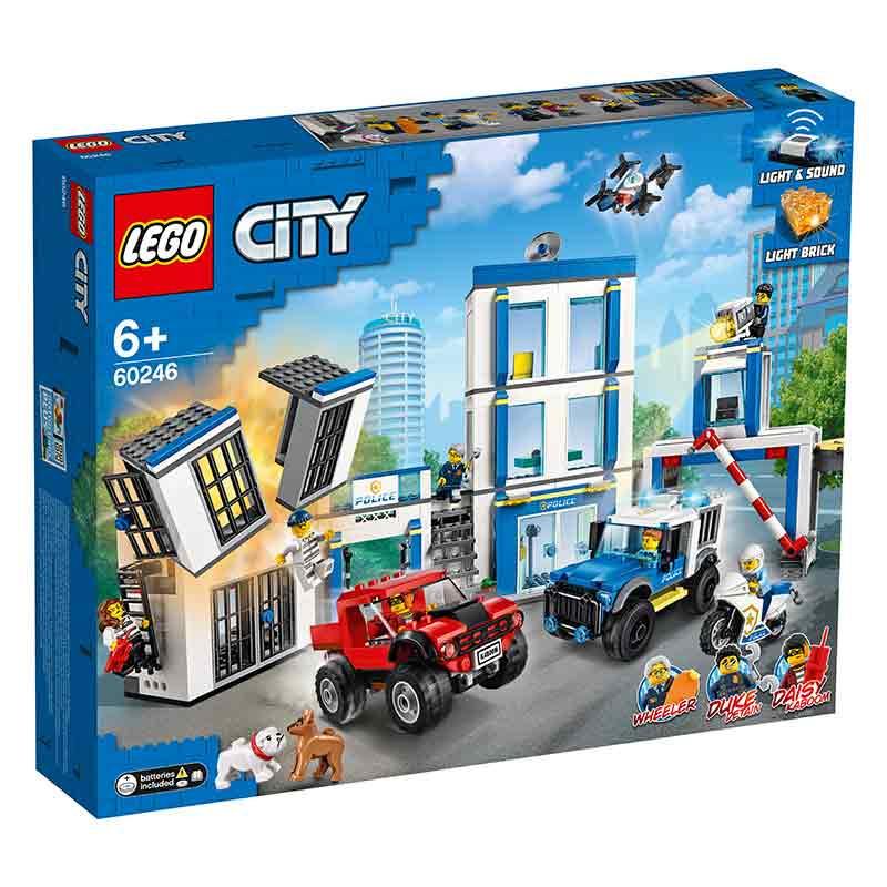 Lego City Quartel de policia