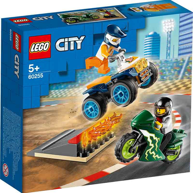 Lego City equipa de especialistas