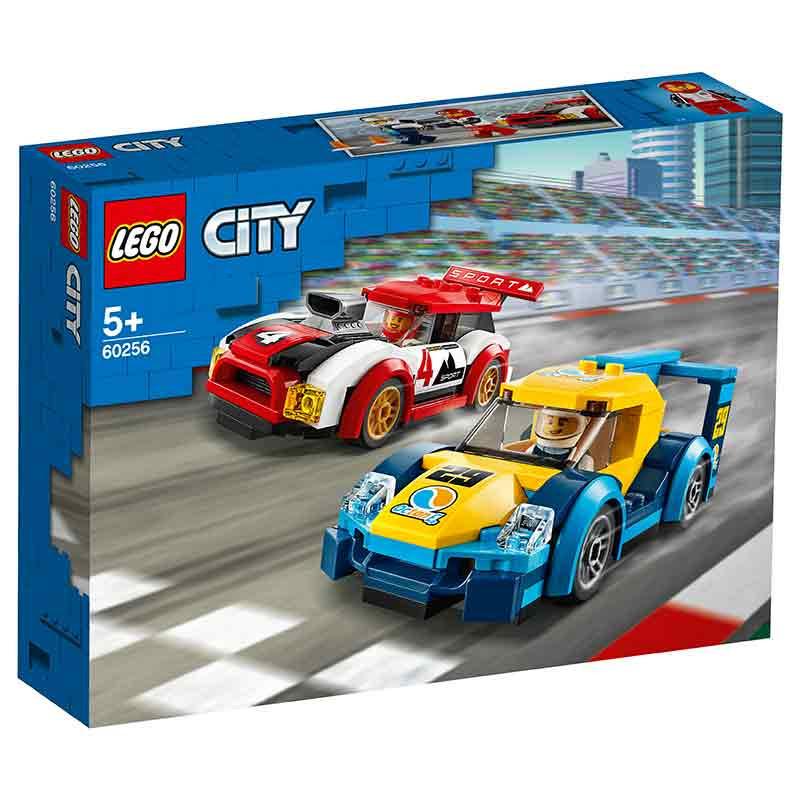 Lego City carro de corridas